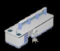Bancadas Laboratórios Quimicos